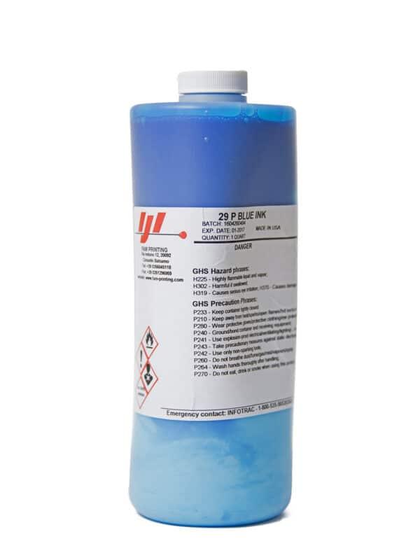 Краска IJI 29P LT Blue (Videojet 16-2562)