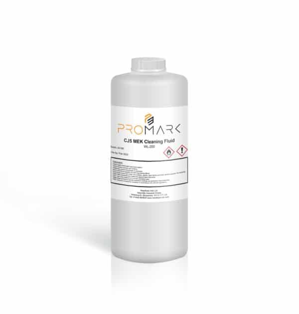 Промывочная жидкость Promark CJ5 MEK Cleaning Fluid (Domino WL-200)