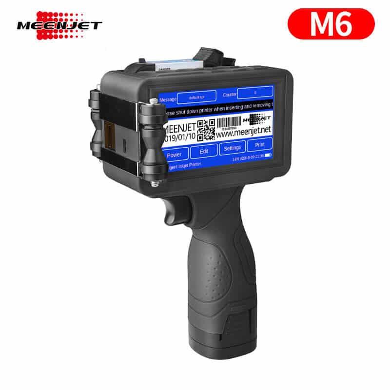 Ручной термоструйный маркиратор Meenjet M6