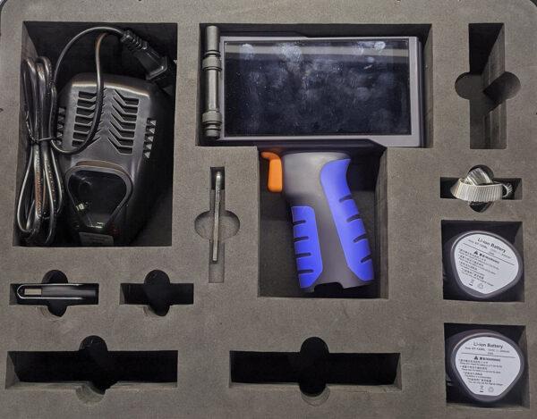 Ручной термоструйный маркиратор Sojet V1H комплект поставки
