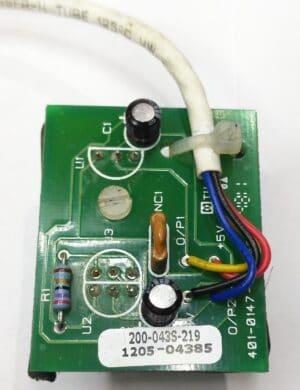 Плата вентилятора (кулера) Willett 200-0390-119