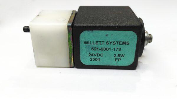 Клапан электромагнитный Willett 521-0001-173