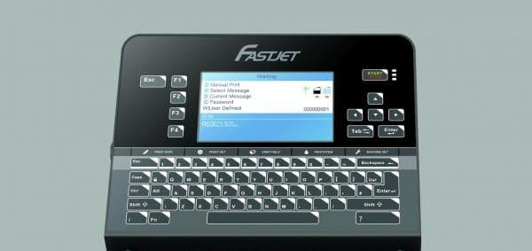 Каплеструйный маркиратор Fastjet F560