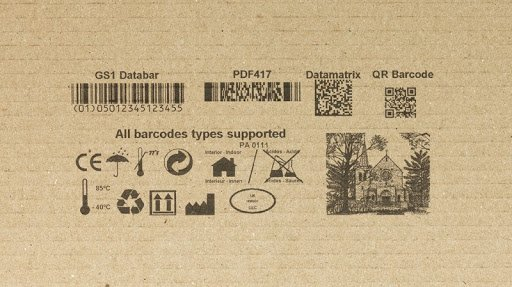 Пример маркировки DOD маркиратором